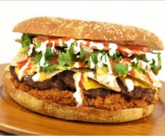 The infamous Fifth Third Burger contains 4,889 calories, 299 grams of fat and 10,887 milligrams of sodium.