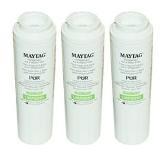 Maytag UKF8001T Pur Refrigerator Cyst Water Filter 3-Pack. From #Maytag . List  Price $124.99 Price $91.77