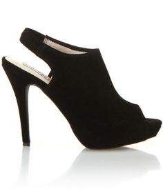 Ssh-oes - Black Suede Kate Bootie, $149.00 (http://www.ssh-oes.com/products/Black-Suede-Kate-Bootie.html)