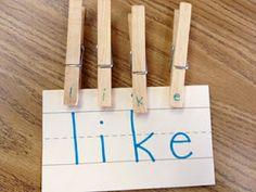 sight word practice, letter recognition, kindergarten literacy centers, spelling activities, kindergarten projects