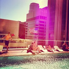 #ridecolorfully for rooftop drinks with friends