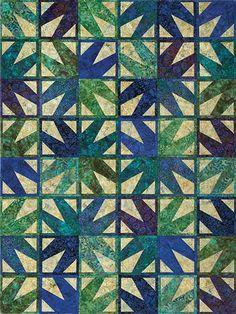 Sprockets Quilt Pattern
