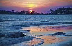 Tybee Beach - Tybee Island, Georgia