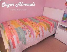 Sugar Almonds Quilt