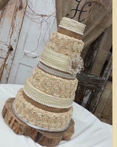 Rustic cake inspiration