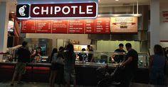 Chipotle Sued for Stealing Workers' Wages