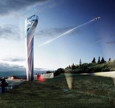 UNStudio diseña el aeropuerto para la ciudad de Kutaisi