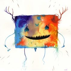 Jeff Soto shrinkag, monster illustr, fun illustr, favorit artist, brow art, jeff soto