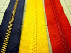 All you need to know about zippers and how to install one