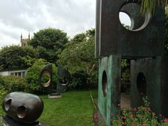 The Barbara Hepworth Museum and Sculpture Gallery