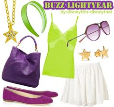 buzz lightyear-inspired look