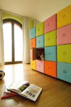 kid-room storage!