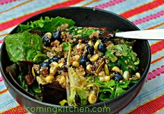 Blueberry Quinoa Salad Recipe
