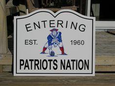 Patriots Nation - GO PATS!