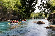 Manavgat Nehri etraf