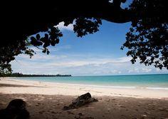 The Sarojin's beaches, Khao Lak, Thailand