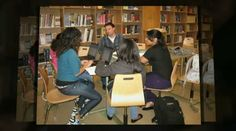 4-17-13 School Board Presentation: Librarians Integral to Student Achievement