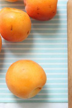 food style, hello naomi, peach, apricot