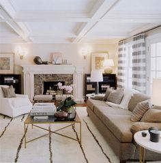 neutral living room