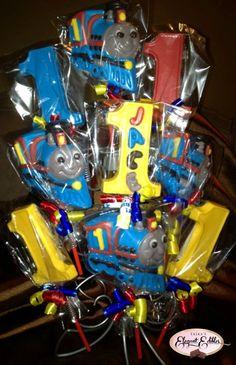 Thomas The Train Lollipops