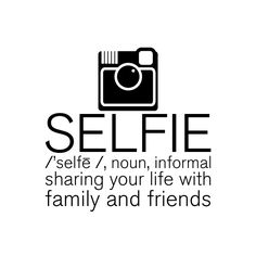 FREE Selfie Printable at Tatertots and Jello! So fun for a tween/teen room along with their Instagram photos! #shutterflydecor