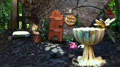 8 lively crafts made from fallen trees