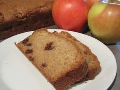 Apple Chocolate Bread
