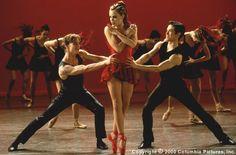 film, red, pointe shoes, favorit, danc movi, scene, ballet shoes, dance, center stage
