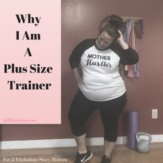 Why I Am A Plus Size