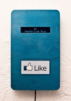Real World Facebook's Like Button