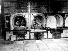 crematorios de los campos nazis