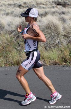 Ironwomen, their times on the marathon, and what shoes they wore