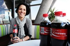 UK Rolls Out 'Share A Coke' Campaign With Personal Names On Bottles & Cans