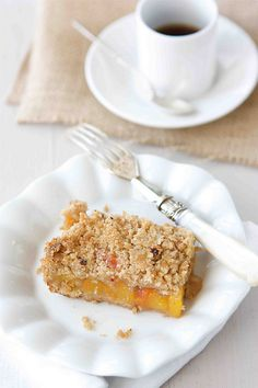 Peach Crumb Bars 4 b