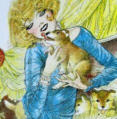 Nell Brinkley nell brinkley, artists, dogs, miscellan art, illustrations, brinkley girl, cartoon coutur, art sake, artvintag illo