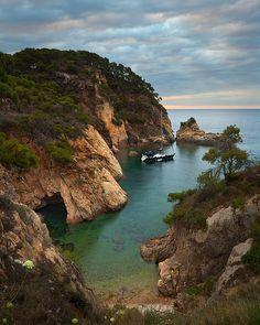 Emerald Cove ~ Palamos, Costa Brava, Spain