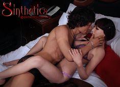 Gabriel & Alicia by Sinthetics