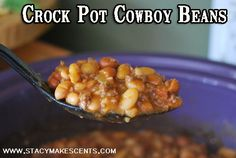 beef recipes, bowl, black beans, freezer meals, crock pots, crockpot, slow cooker, baked beans, cowboy bean