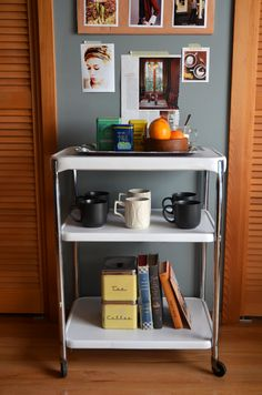 Re-purpose changing table? from Fine and Feathered
