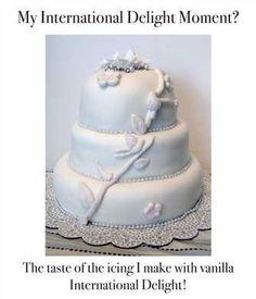 International Delight Icing