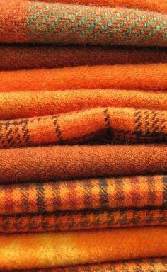 Koi variations in wool