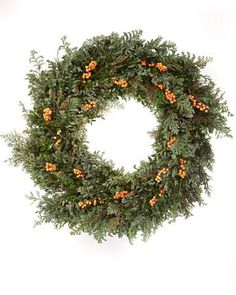 Christmas Wreath How-To