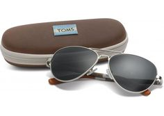 Tom's sunglasses...give sight to a person in need. $145