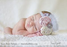 babies stuff, cherish bliss, baby headbands, flower headbands, baby girls, craft project, headband tutori, vintage inspired, babi headband