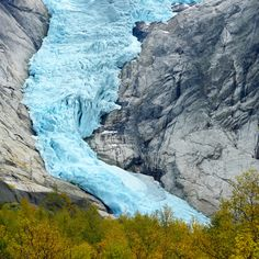 ice, extraordinari place, national parks, travel, places, briksdalsbreen glacier, photography, wanderlust, norway
