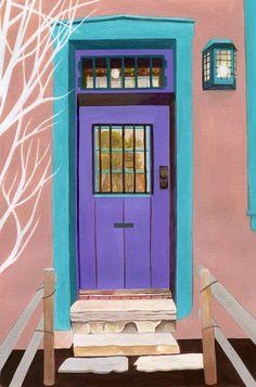 : Santa Fe Door
