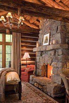 Cabin-like!