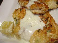 Longhorn's Garlic Parmesan Crusted Chicken Recipe