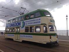 Blackpool Balloon Tram