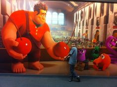 Wreck-it Ralph movie, Out in theaters November 2, 2012